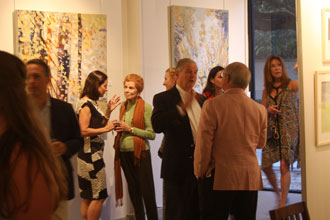 The new Arden's River Oaks gallery on Westheimer represents Ted Cowart, Ken Elliott and Sunny McKinnon.